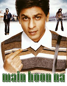 Main Hoon Na , Indian Movie