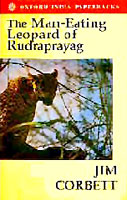 The Man-eating leopard of Rudraprayag,  Jim Corbett