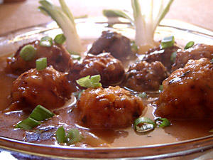Chinese Manchurian, Indian Cuisine