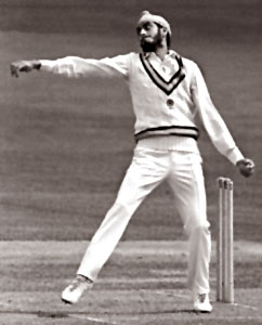 Maninder Singh, Indian Cricket