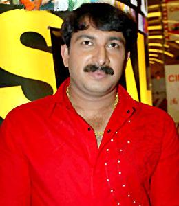 Bhojpuri actor, Manoj Tiwari