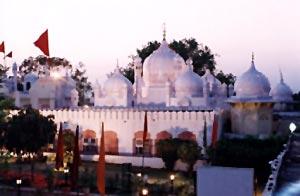 Mansa Devi temple in Haryana