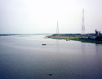 Meghna River, Indian River