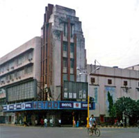 Metro Cinema at mumbai