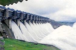 Mahi Dam at Banswara