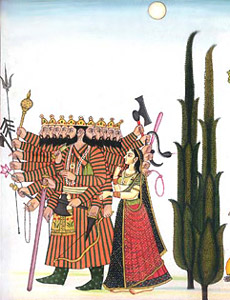 Mandodari, Wife Of Ravana