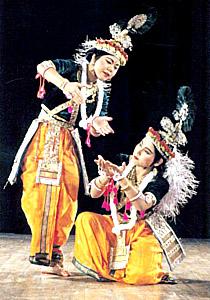 Theatre Companies in Manipur