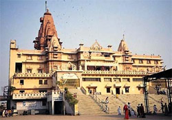 The Khosala Kingdom of Ayodhya is said to have been incarnated in the city of Mathura