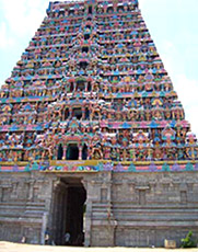 Mayiladuturai Temple