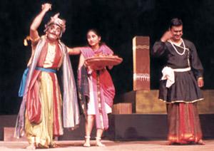 Mrichakatika, Sanskrit Drama