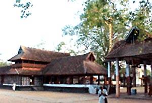 Mullakkal Rajarajeshwari Temple Alappuzha , Kerala, South India