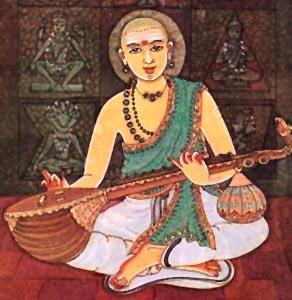 Sri Muthuswamy Dikshitar in Thanjavur,  Tamil Nadu