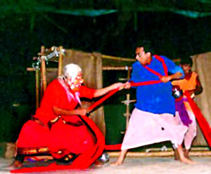Natya Chetana in Orissa