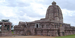 The Nava Bhramma Temple