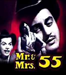 Film Mr and Mrs 55, Indian Cinema
