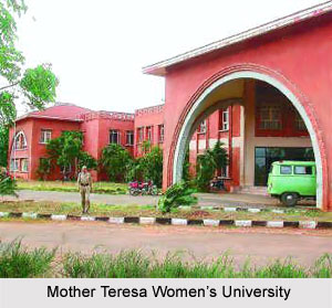 Mother Teresa Women's University - Kodaikanal