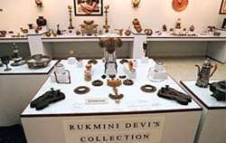Rukmini Devi Museum collection