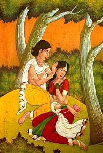 Punyasloka, Name Of Nala and Damayanti