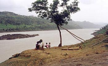 Geology of Narmada, Indian River