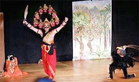 Nataka, Indian Theatre