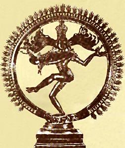 Nataraja in Thanjavur,  Tamil Nadu