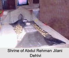 Abdul Rehman Jilani Dehlvi, Indian Sufi Saint