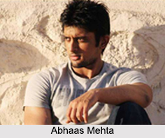 Abhaas Mehta, Indian Television Actor