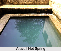 Aravali Hot Spring, Ratnagiri, Maharashtra