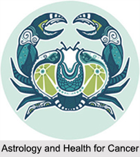 Astrology and Health for Cancer