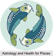 Astrology and Health for Pisces