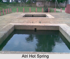 Atri Hot Spring, Odisha