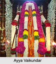Ayya Vaikunda Avataram, Tamil Nadu