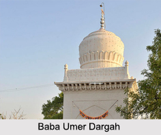Baba Umer Dargah, Maharashtra