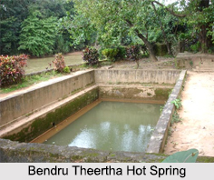 Bendru Theertha Hot Spring, Karnataka