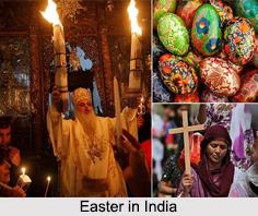 Easter, Indian Christian Festival