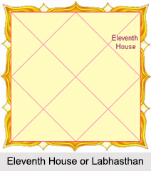 Eleventh House or Labhasthan, Horoscope