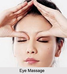 Eye Massage, Body Massage