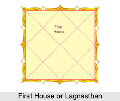 First House or Lagnasthan, Horoscope
