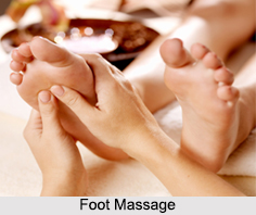 Foot Massage, Body Massage