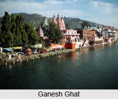 Ganesh Ghat, Haridwar, Uttarakhand