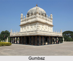 Gumbaz, Srirangapatna, Karnataka