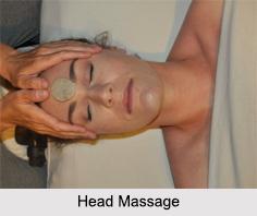 Head Massage, Ayurvedic Massage