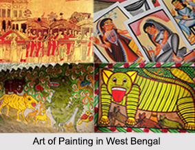 History of Art of Painting in West Bengal