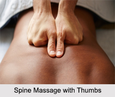 Importance of Spine in Massage, Body Massage