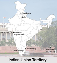 Indian Union Territories