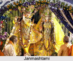 Janmashtami , Indian Festival