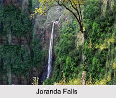Joranda Falls, Odisha