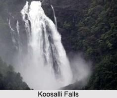 Koosalli Falls, Karnataka