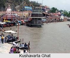 Kushavarta Ghat, Haridwar, Uttrakhand