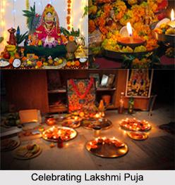 Lakshmi Puja, Hindu Festival